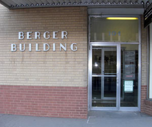 Berger Building - Home of Berger Company and Atchison Leather